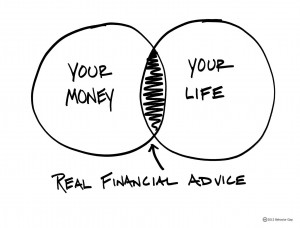 Balance your money with your life through real financial advice.